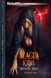Ok�adka - Magia krwi