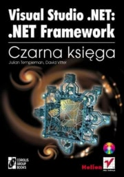 Ok�adka - Visual Studio .NET: .NET Framework. Czarna ksi�ga