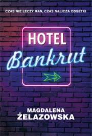Okładka - Hotel Bankrut