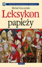 Okładka - Leksykon papieży