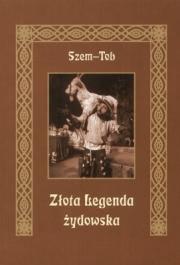 Okładka - Złota legenda żydowska