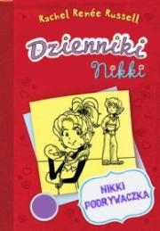 Ok�adka - Dzienniki Nikki. Nikki podrywaczka