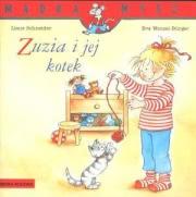 Ok�adka - Zuzia i jej kotek