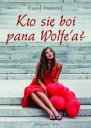 Ok�adka - Kto si� boi pana Wolfea?