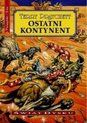 Ok�adka - Ostatni kontynent