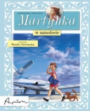 Ok�adka - Martynka w samolocie