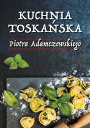 Ok�adka - Kuchnia toska�ska