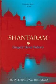 Ok�adka - Shantaram