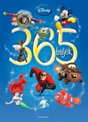 Ok�adka - Klasyczne Filmy Disneya. 365 bajek