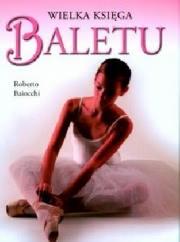 Ok�adka - Wielka ksi�ga baletu