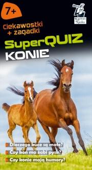 Recenzja - SuperQuiz Konie