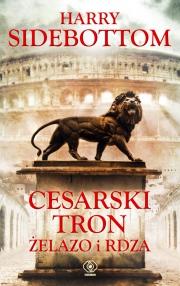 Ok�adka - Cesarski tron. �elazo i rdza