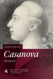 Ok�adka - Casanova. Pami�tniki
