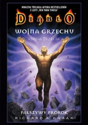 Ok�adka - Diablo. Wojna grzechu: Fa�szywy Prorok