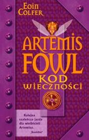 Ok�adka - Artemis Fowl. Kod wieczno�ci