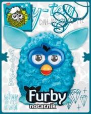 Ok�adka -  Furby. Notatnik