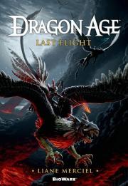 Ok�adka - Dragon Age: Last Flight