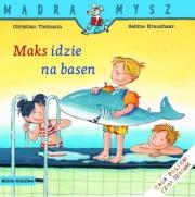 Ok�adka - Maks idzie na basen