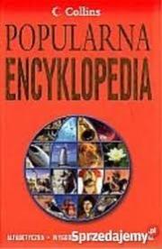 Ok�adka - Popularna encyklopedia. Collins
