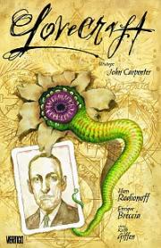 Okładka - Obrazy grozy. Lovecraft