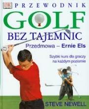 Ok�adka - Golf bez tajemnic. Przewodnik