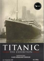 Okładka - Titanic. The Exhibition