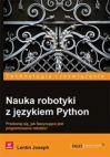 Okładka ksiązki - Nauka robotyki z językiem Python