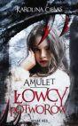 Okładka - Amulet Łowcy potworów