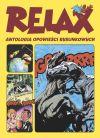 Okładka książki - Relax  Antologia opowieści rysunkowych