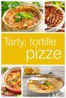 Okładka książki - Tarty, tortille i pizze