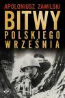 Okładka - Bitwy polskiego września