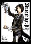 Okładka książki - Kuroshitsuji Tom 1