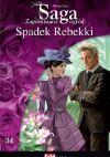 Okładka książki - Spadek Rebekki. Tom 34. Zapomniany ogród
