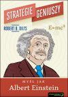 Okładka - Strategie geniuszy. Myśl jak Albert Einstein