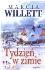 Okładka książki - Tydzień w zimie
