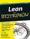 Ok�adka - Lean dla bystrzak�w. Wydanie II