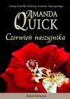 Okładka ksiązki - Czerwień naszyjnika