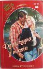 Okładka książki - Dziewczyna z miasta