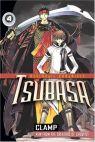 Okładka ksiązki - Tsubasa: RESERVoir CHRoNiCLE tom 4