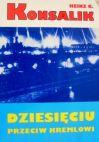 Okładka książki - Dziesięciu przeciw Kremlowi