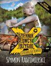 okładka - Dziennik łowcy przygód. Extremalne Borneo