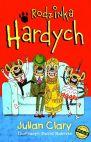 Okładka książki - Rodzinka Hardych