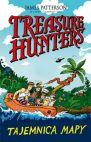 Okładka ksiązki - Treasure Hunters. Tajemnica mapy