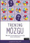 Okładka książki - Trening mózgu. 50 zadań wzmacniających równowagę lewej i prawej półkuli