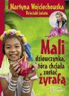 Okładka książki - Mali, dziewczynka która chciała zostać żyrafą