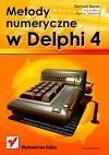 Okładka książki - Metody numeryczne w Delphi 4