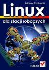 Okładka książki - Linux dla stacji roboczych
