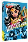 Okładka ksiązki - Wonder Woman w Super Hero High