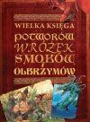 Okładka książki - Wielka księga potworów, wróżek, smoków i olbrzymów