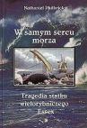 Okładka ksiązki - W samym sercu morza